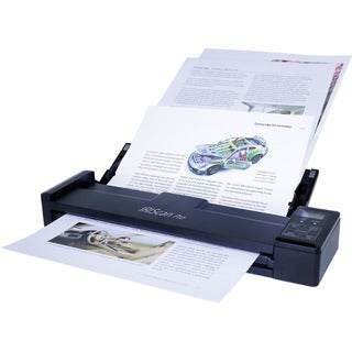 I.R.I.S IRIScan Pro 3 Wifi Cordless Sheetfed Scanner - 600 dpi Optica