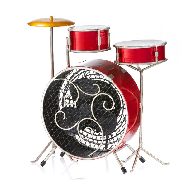 Drum KitFigurine Fan