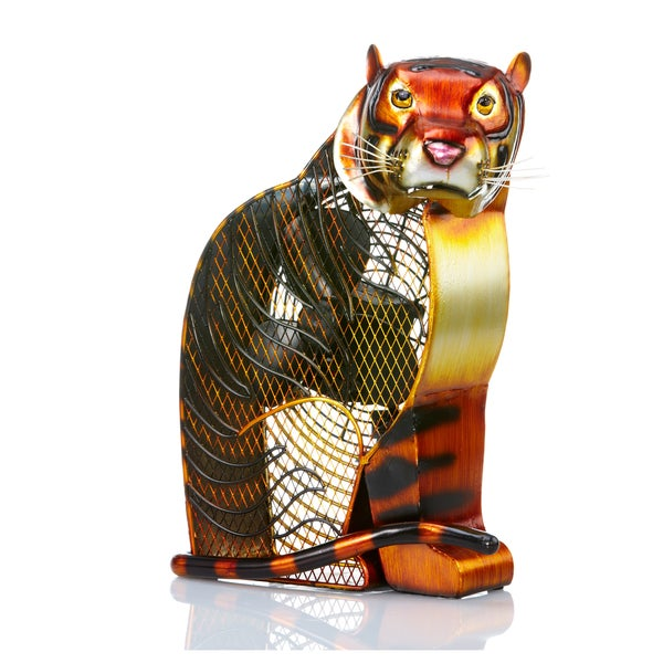 Bengal Tiger Figurine Fan