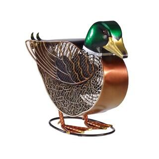 Duck Figurine Fan