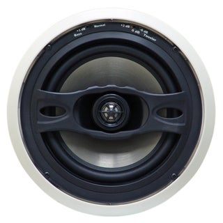 UBD In-ceiling Two-way 8-inch Speakers (Set of 2)