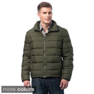 Kenneth Cole Men's Down Puffer Jacket