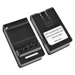 INSTEN Black Universal USB Dock Battery Desktop Charger