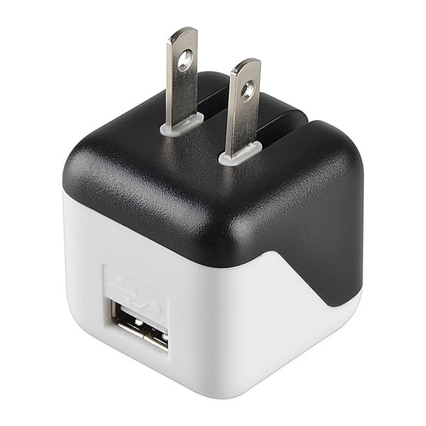 INSTEN USB Mini Travel Charger Adapter for Apple iPhone 4S/ 5S/ 6/ Tablet iPad