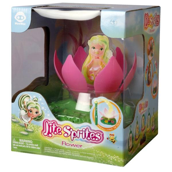 Lite Sprites Deluxe Flower Playset 12953966