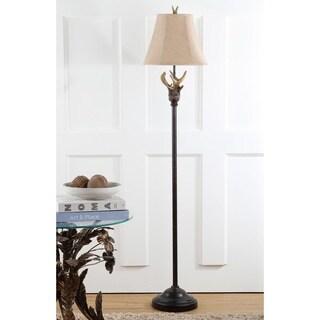 Safavieh Indoor 1-light Brown Branch Floor Lamp