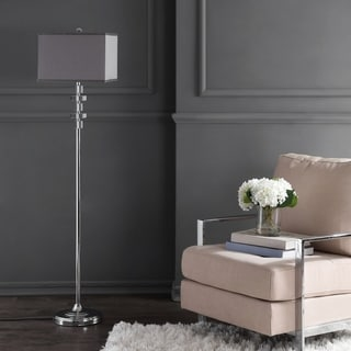 Safavieh Indoor 1-light Crystal Times Square Floor Lamp