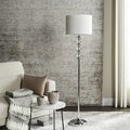 Safavieh Indoor 1-light Crystal Riga Floor Lamp