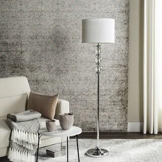 "Safavieh Lighting 60-inch Crystal Riga Floor Lamp - 14""x14""x60"""