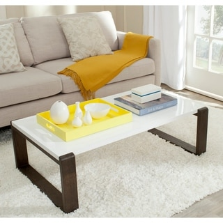 Safavieh Coffee Sofa Amp End Tables Overstock Shopping