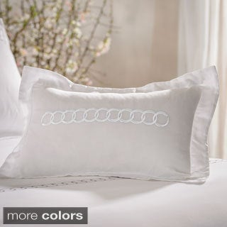 Roxbury Park Rings Decorative Pillow