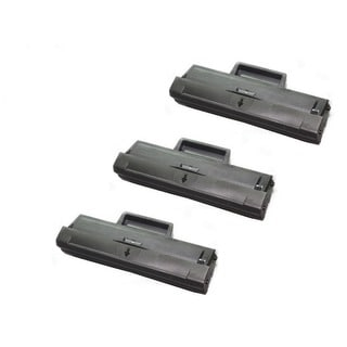 Compatible Samsung MLT-D101S/XAA Toner Cartridge For ML-2165W SCX-3400F SCX-3405FW SF-760P Printers (Pack of 3)