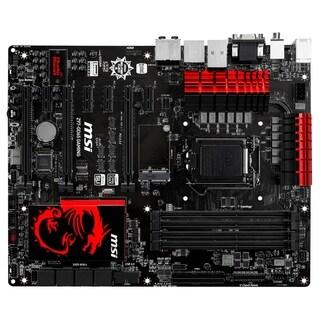 MSI Z97-GD65 GAMING Desktop Motherboard - Intel Z97 Express Chipset -