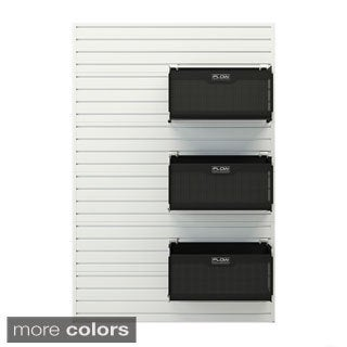 Flow Wall Soft Storage Bin (Set of 3)