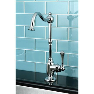 Single-handle Polished Chrome Replacement Drinking Water Filteration Faucet