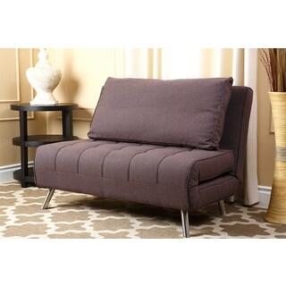 Abbyson Living Medina Convertible Chair Sleeper