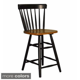 Whitaker Furniture Caprail Counter Stools (Set of 2)