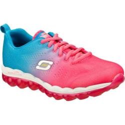 Women's Skechers Skech-Air Perfect Quest Pink/Blue