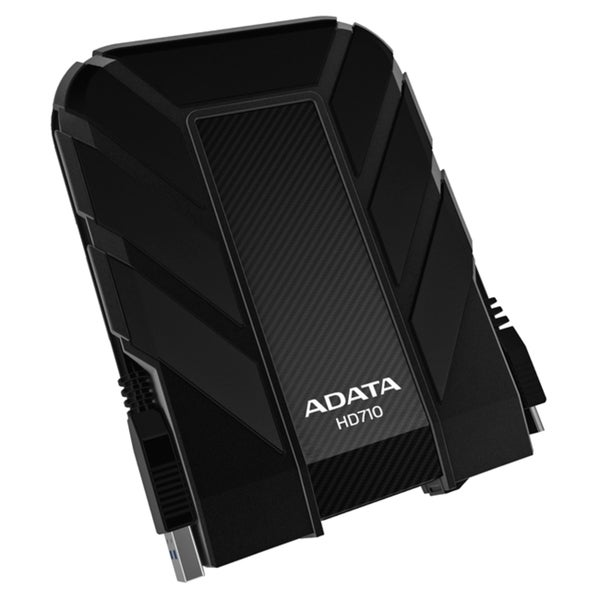 "Adata DashDrive HD710 AHD710-500GU3-CBK 500 GB 2.5"" External Hard Dri"