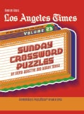 Los Angeles Times Sunday Crossword Puzzles (Spiral bound)