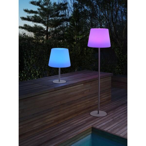 Lumen LED Multicolored Floor Lamp