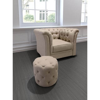 Zuo Pure Tufted Windward Stool