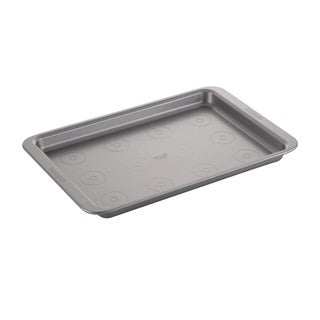 "Cake Boss Basics GreyGrey Nonstick Bakeware 10"" x 15"" Cookie Pan"