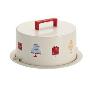 Cake Boss Serveware 'Mini Cakes' Cream Metal Cake Carrier