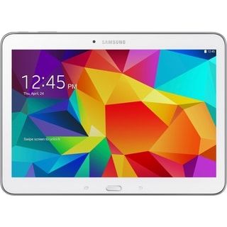 "Samsung Galaxy Tab 4 SM-T530 16 GB Tablet - 10.1"" - Wireless LAN Quad"
