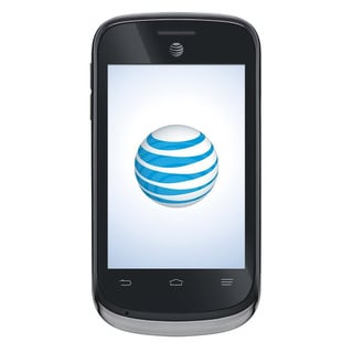 ZTE AT&T Avail II Z992 Unlocked GSM Android 4.1 Black Cell Phone
