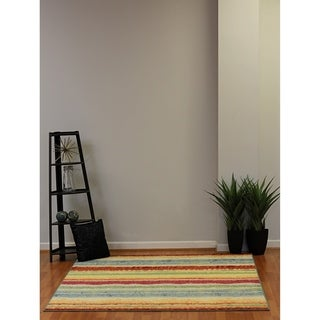 Eternity Tie Dye Rug (5'3 x 7'7)