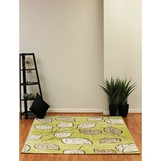 Eternity Leaves Rug (6.7' x 9.6')