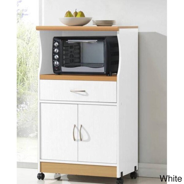 Microwave Cart Stand 16243434 Overstock Com Shopping
