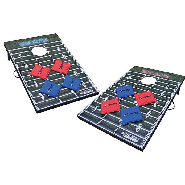Triumph Sports Advanced U Name It Bean Bag Toss