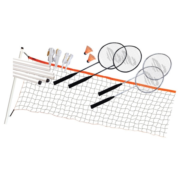 Triumph Sports Beginner Badminton Set