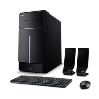 Acer Aspire TC-605 Desktop Computer - Intel Core i7 i7-4770 3.40 GHz
