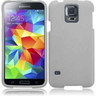 INSTEN Colors Rubberized Hard Plastic Skin Cover Phone Case Cover for Samsung Galaxy S5 SV