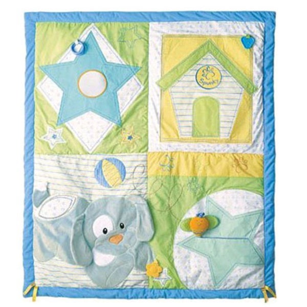 Spunky Activity Blue Playmat