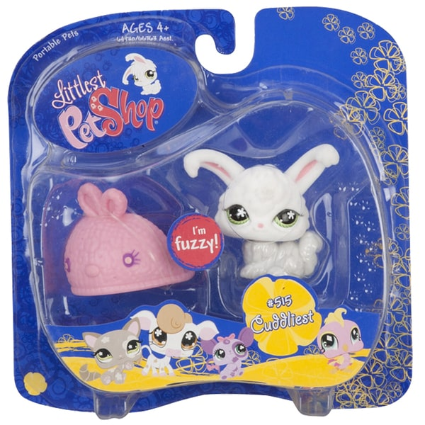 Lil Pet Shop Angora Bunny