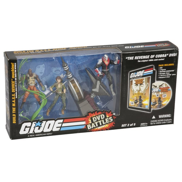 GI Joe Revenge of Cobra Battle Pack 12959607
