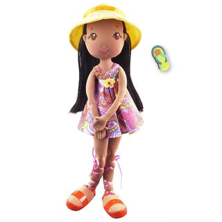 Karito Kids Pita goes to Brazil Doll