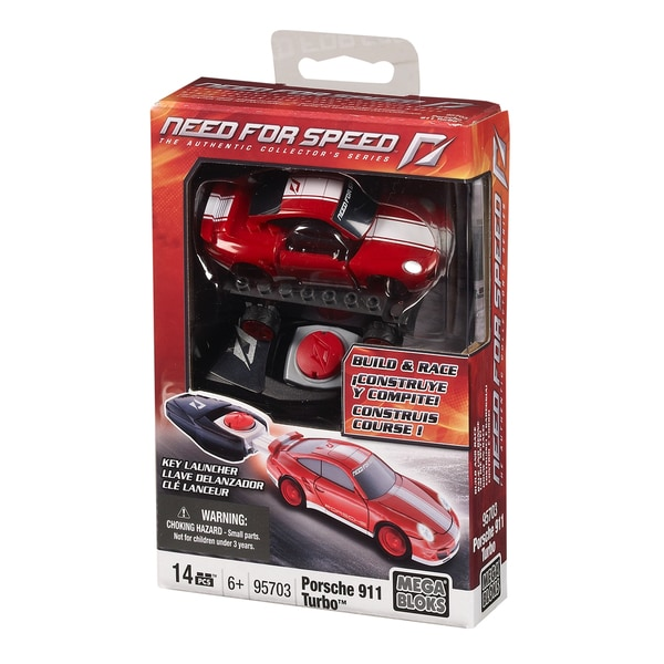 Need for Speed Porsche Turbo Starter Pack