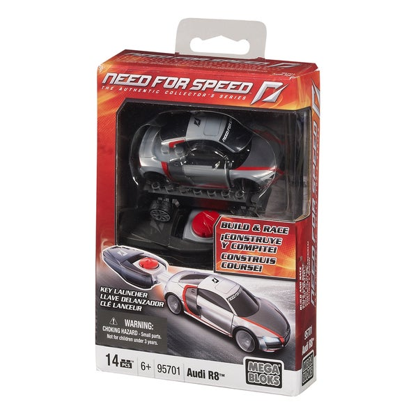 Need for Speed Audi R8 Starter Pack