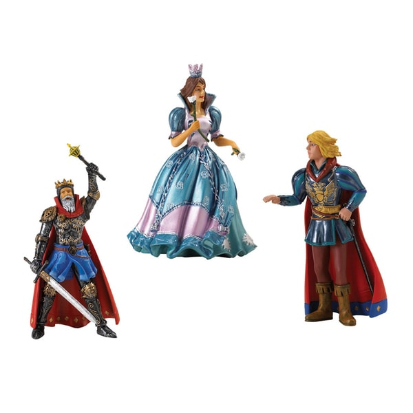 Once Upon A Time Royal Collection Action Figures 12959644