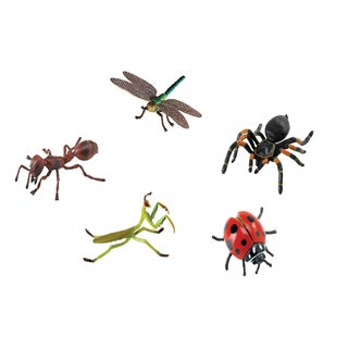 Hidden Kingdom Insect Collection Action Figures