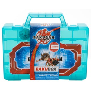 Bakugan Nemus Green Carry Case
