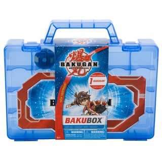 Bakugan Percival Blue Carry Case