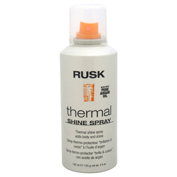 Rusk Thermal Shine 4.4-ounce Hair Spray