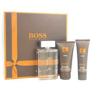 Hugo Boss Boss Orange Men's 3-piece Gift Set