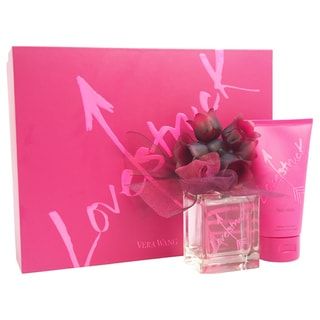 Vera wang Love Struck Women's 2-piece Gift Set